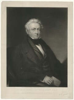 George James Guthrie, by and published by William Walker, after  Henry Room - NPG D35079