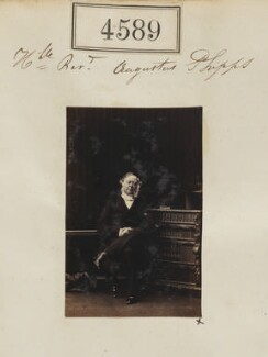 Hon. Augustus Frederick Phipps, by Camille Silvy - NPG Ax54601