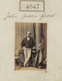 John Jackson Gosset, by Camille Silvy - NPG Ax54659
