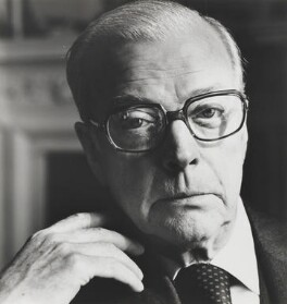 Eric Clifford Ambler, by Lord Snowdon - NPG P798
