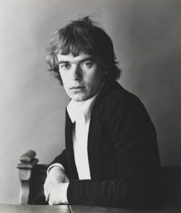 Martin Amis, by Lord Snowdon, 9 June 1978 - NPG P799 - © Armstrong Jones
