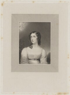 Lady Sophia Catherine des Voeux (née Coventry), by James Thomson (Thompson), published by  Whittaker & Co, after  Sir William John Newton - NPG D35139
