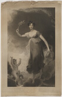 Georgina Mary (née Cottin), Lady De Tabley, by and published by Henry Meyer, after  Sir Thomas Lawrence - NPG D35142