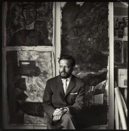 Francis Newton Souza, by Ida Kar - NPG x132719