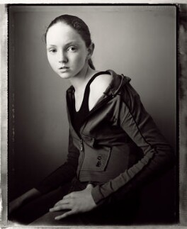 Lily Cole, by Mariano Vivanco - NPG x132717