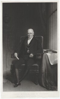 James Hadden, by Joseph Epenetus Coombs, printed by  Lahee & Co, published by  John Hay, after  Henry William Pickersgill - NPG D35101
