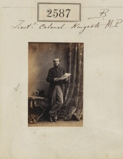 Sir Robert Nigel Fitzhardinge Kingscote, by Camille Silvy - NPG Ax51976