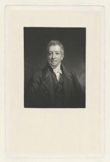 James Alexander Haldane, by George Zobel, after  Colvin Smith - NPG D35111