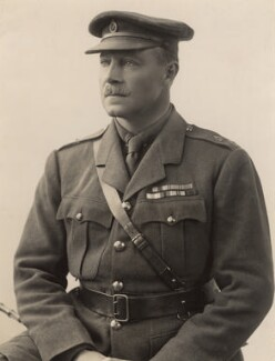 Dudley Churchill Marjoribanks, 3rd Baron Tweedmouth, by H. Walter Barnett - NPG x45453
