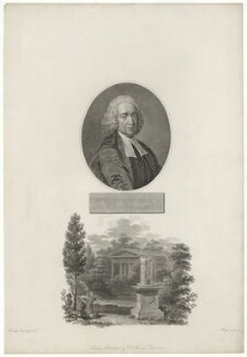 Stephen Hales, by William Hopwood, published by  Robert John Thornton, after  Thomas Hudson, and after  Coates - NPG D35210