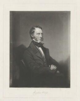 Charles Wood, 1st Viscount Halifax, by William Walker, published 4 June 1856 - NPG D35217 - © National Portrait Gallery, London