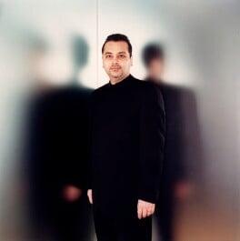 Shami Ahmed, by Harry Borden - NPG x88701