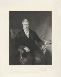 Robert Halley (Hally), by James Thomson (Thompson), published by  Thomas Agnew, after  Philip Westcott - NPG D35234