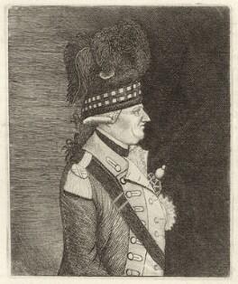 Sir James Livingstone Campbell, Bt, of Ardkinglass, by John Kay - NPG D32346