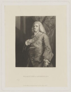 William Cavendish, 3rd Duke of Devonshire, by Richard Josey, published by  Henry Graves & Co, after  Sir Joshua Reynolds - NPG D35157