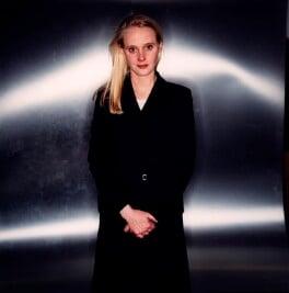 Kajsa Leander, by Sarah Dunn, 7 January 2000 - NPG  - © National Portrait Gallery, London