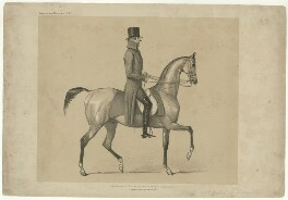 Alexander Hamilton, 10th Duke of Hamilton, printed by Alfred Ducôte, published by  Thomas McLean, published 18 September 1838 - NPG D35261 - © National Portrait Gallery, London