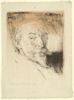 John McLure Hamilton, by Archibald Standish Hartrick - NPG D35268