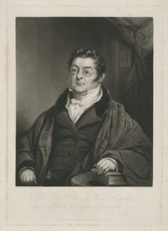 Richard Winter Hamilton, by Charles Turner, published by and after  Charles Henry Schwanfelder - NPG D35273