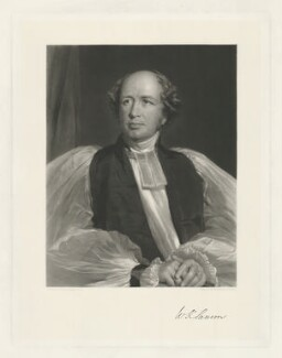 Walter Kerr Hamilton, by John Richardson Jackson, after  George Richmond - NPG D35280