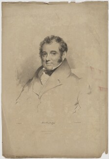 Lewis Weston Dillwyn, by Maxim Gauci, printed by  Graf & Soret, published by  Colnaghi, Son & Co, after  Eden Upton Eddis - NPG D35188