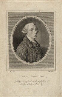 Robert Price, by James Basire, published by  Nichols & Son, after  Johan Joseph Zoffany - NPG D35331