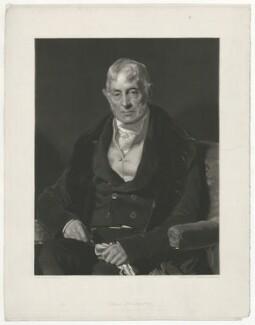 Charles Hammersley, by John Richardson Jackson, after  John Prescott Knight - NPG D35291