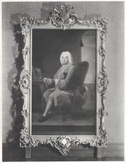 George Frideric Handel, after Thomas Hudson, (1756) - NPG D35305 - © National Portrait Gallery, London