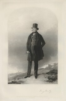 Henry Handley, by Samuel William Reynolds Jr, by  James John Chant, printed by  Brooker & Harrison, published by  Thomas Agnew, published by  Ackermann & Co, after  Richard Ansdell - NPG D35306