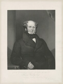 Henry Handley, by W.H. Gibbs, printed by  Reynolds & Dravy, after  William Beetham - NPG D35307