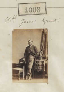 James Ogilvie-Grant, 9th Earl of Seafield, by Camille Silvy - NPG Ax54023
