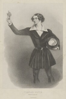 Ludwig Dobler, by Richard James Lane, printed by  Jérémie Graf - NPG D35200