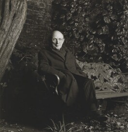 Richard Patrick Tallentyre Gibson, Baron Gibson, by Lord Snowdon - NPG P811