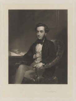 Robert Benson Dockray, by Thomas Lewis Atkinson, printed by  Dixon & Ross, after  Henry Wyndham Phillips - NPG D35335