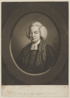 William Dodd, published by William Humphrey, after  Unknown artist - NPG D35338