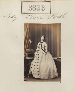 Mary Catherine (née Curzon), Lady Trevor, by Camille Silvy - NPG Ax53224