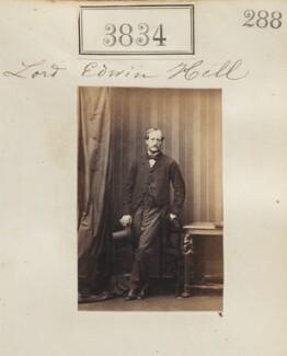 Arthur Edwin Hill-Trevor, 1st Baron Trevor, by Camille Silvy - NPG Ax53225