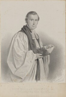 William Dodsworth, by Charles Baugniet, printed by  Day & Haghe, published by  Joseph Hogarth - NPG D35342
