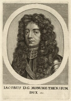 James Scott, Duke of Monmouth and Buccleuch, by Unknown artist - NPG D35403