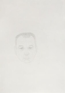 Michael Craig-Martin, by Michael Landy - NPG 6873