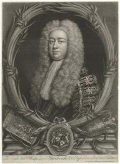 Philip Yorke, 1st Earl of Hardwicke, by and published by John Faber Jr, 1737 - NPG D35414 - © National Portrait Gallery, London