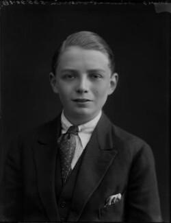 Theobald Walter Somerset Henry Butler, 8th Earl of Carrick, by Bassano Ltd - NPG x154472