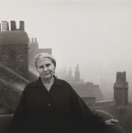 Doris Lessing, by Lord Snowdon - NPG P823