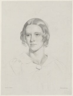 Lady Jane Esther Hare (née Maurice), by (Isaac) Weld Taylor, after  Samuel Laurence - NPG D35434