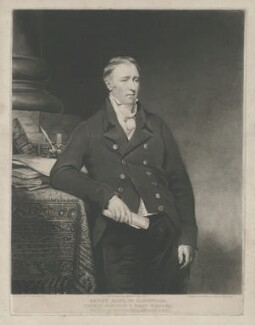 Henry Lascelles, 2nd Earl of Harewood, by and published by Samuel William Reynolds, after  John Jackson - NPG D35436