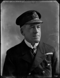 Charles Eustace Anson, by Bassano Ltd, 5 May 1919 - NPG x154483 - © National Portrait Gallery, London