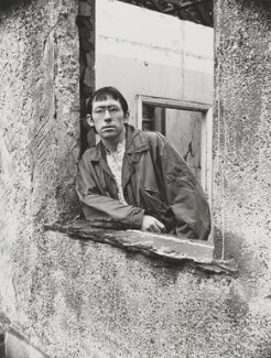 Ian McEwan, by Lord Snowdon - NPG P825