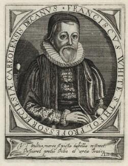Francis White, after Thomas Cockson (Coxon) - NPG D35509