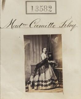 (Louise Marie Elisabeth Lucie) Alice Silvy (née Monnier), by Camille Silvy - NPG Ax63215