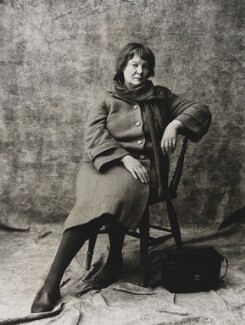 Iris Murdoch, by Lord Snowdon - NPG P830